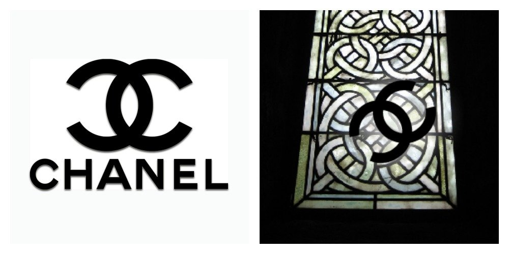 the story behind the logo chanel. Black Bedroom Furniture Sets. Home Design Ideas