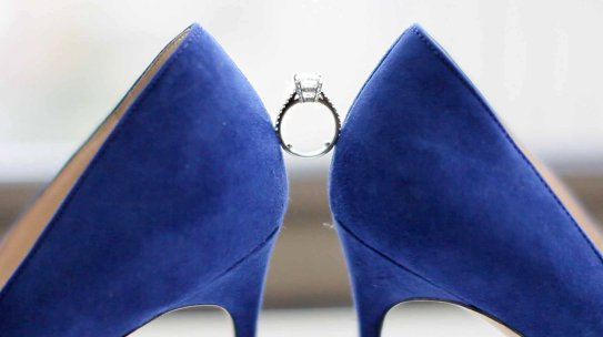 Something Blue: The History of Wedding Traditions