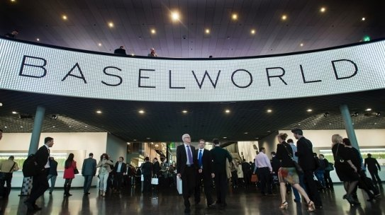 10 Favorites From Baselworld 2015
