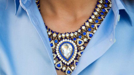 Summertime Blues: Gemstone Jewelry Picks
