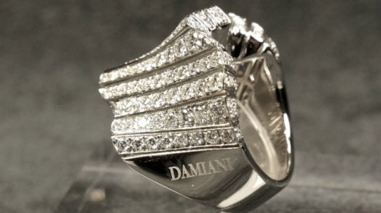 How to Authenticate Damiani Jewelry