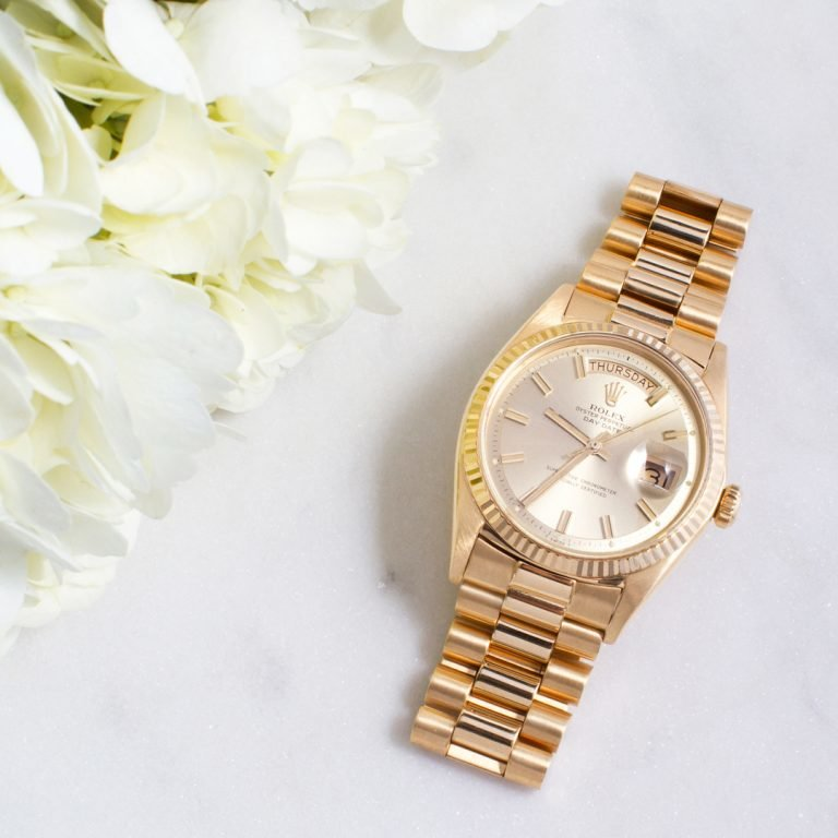 ROLEX-GOLD-WATCH