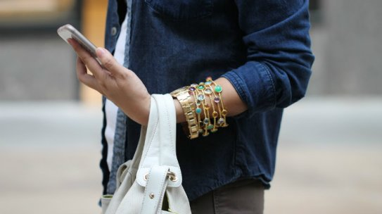 Armed with Charm: Bangles are Best