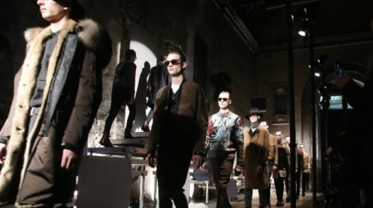 New York Fashion Week: Men's Roundup