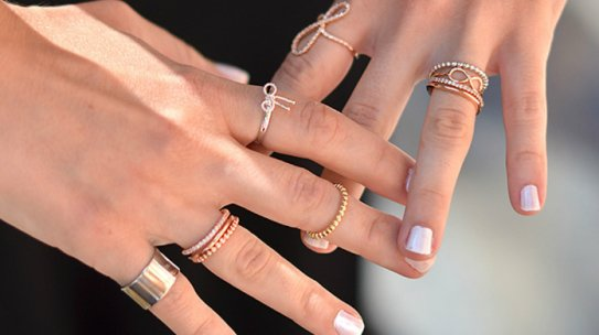 Pretty in Pink: The Best Rose Gold Styles