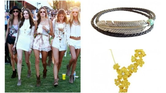 Festival Season Style: Vintage & Pre-Owned Jewelry