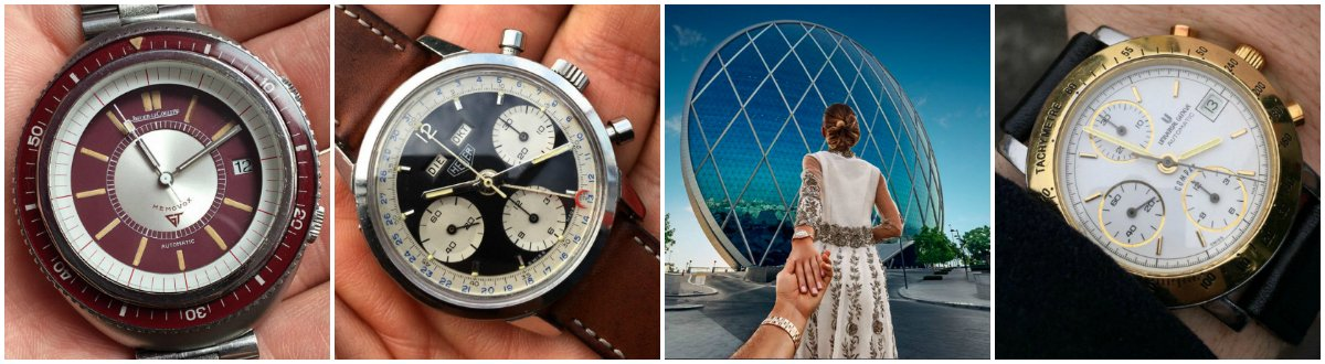 Watches of the Week: Instagram Round-up