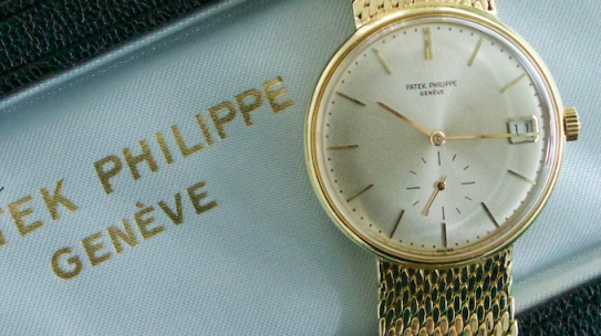 Scouting Preowned Patek Philippe Watches