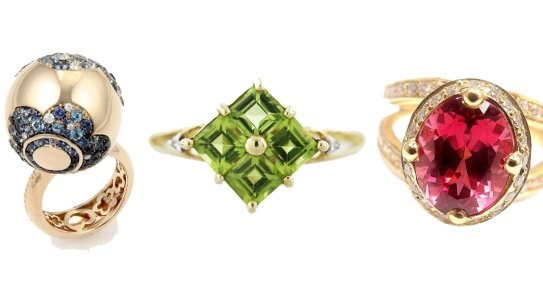 August Birthstones: Peridot and Spinel