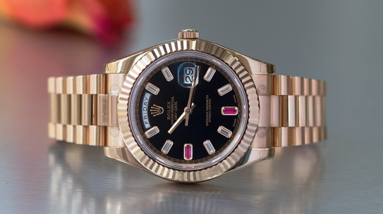 Behind the Scenes at Rolex