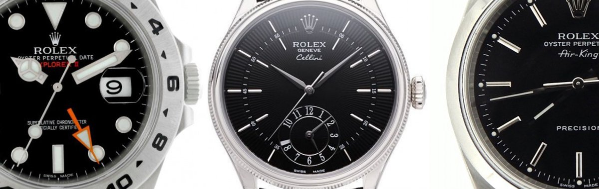 Rolex's Most Under Celebrated Watches