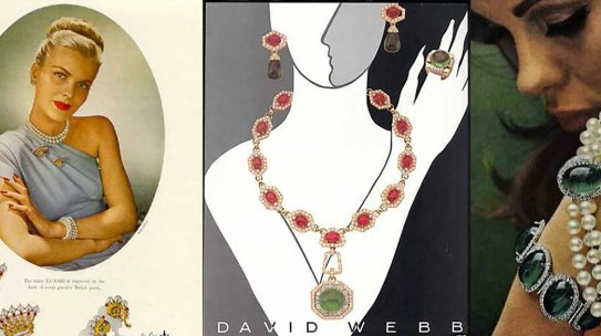 20th Century Jewelry Styles and Ads