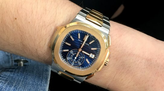 3 Stories Behind the Patek Philippe Nautilus