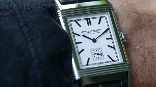 The Jaeger-LeCoultre Reverso in Depth