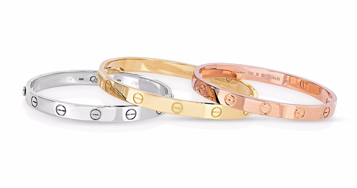 2e62ab2e0e9d4 How to Spot a Fake: Cartier Love Bracelet | The Loupe, TrueFacet