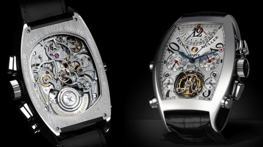 Top 5 Complicated Franck Muller Watches