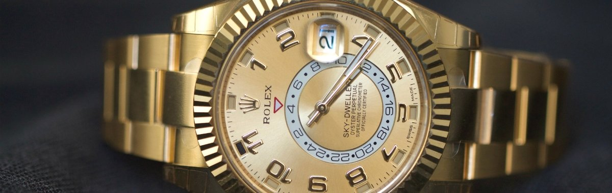 An In-Depth Look at 4 Ultra-Luxurious Rolex Watches