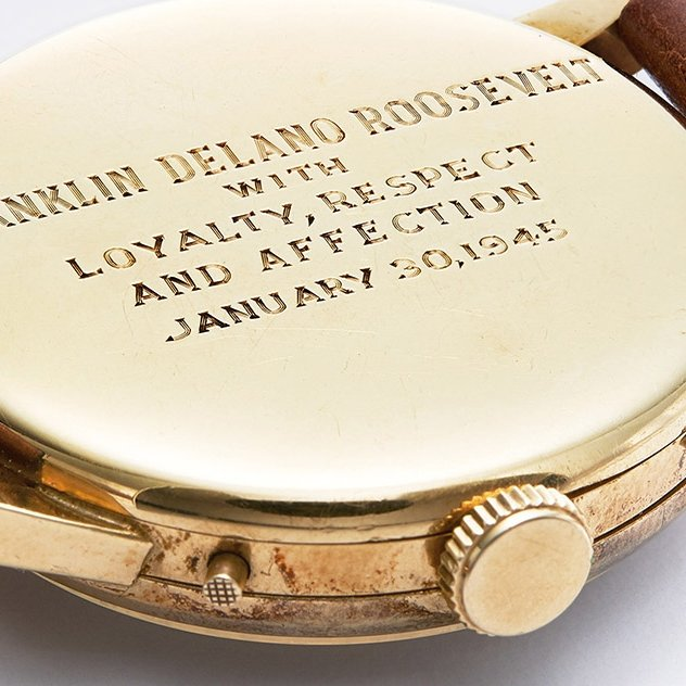 Should You Engrave Your Watch?