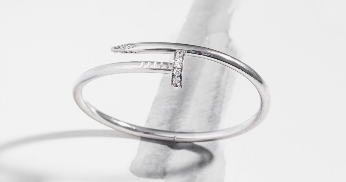 History Of The Cartier Juste Un Clou Bracelet The Loupe Truefacet