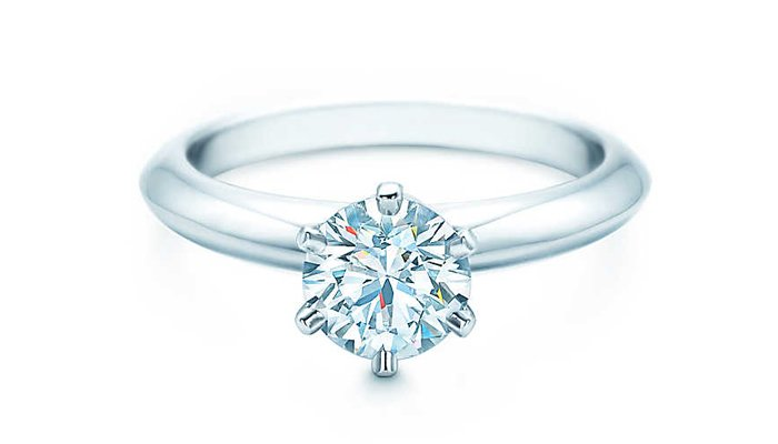 Historically Engagement Ring Diamonds Were Set With A Bezel Setting In This Type Of The Diamond Sat Surrounded By Rings Precious Metal Band