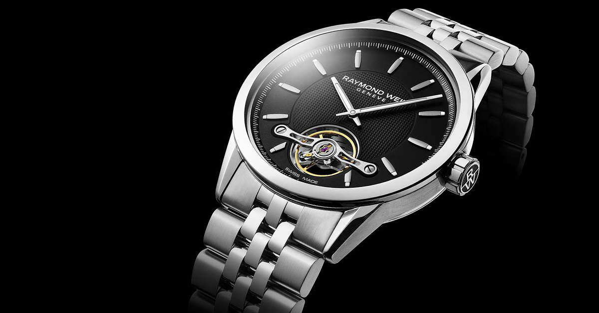 The Unique History Of Raymond Weil Watches The Loupe Truefacet