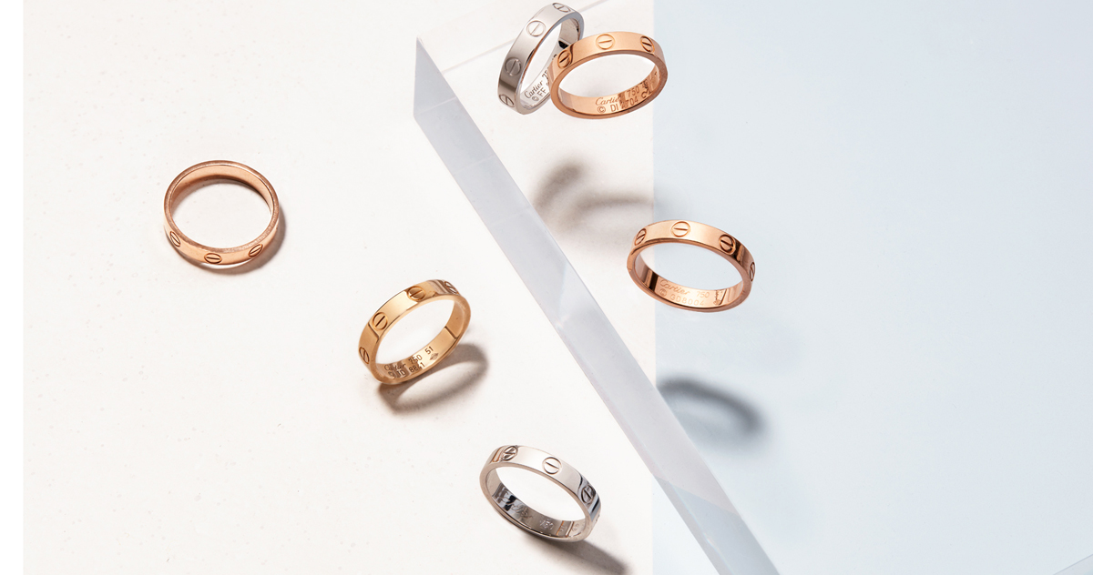 resizing a cartier ring