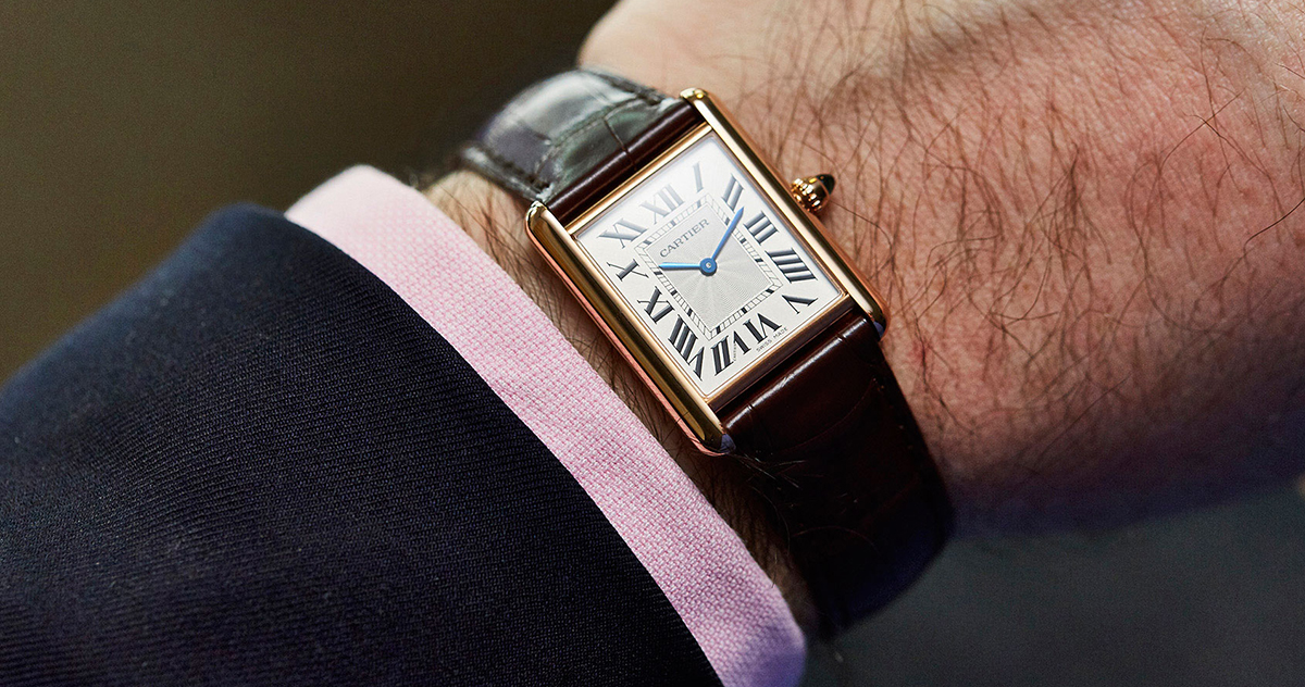 5 Most Popular Cartier Watches for Men | The Loupe, TrueFacet